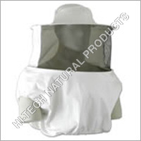Hood Veil With Half Chest Shirt