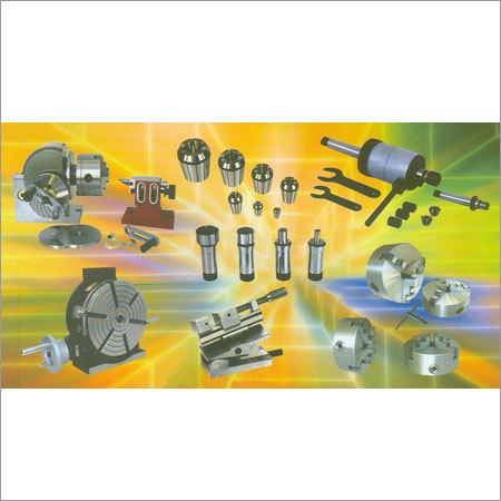 CNC Machine Tool Accessories