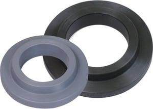 PP And HDPE Short Neck Pipe End