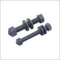 Nut-bolt & Washer
