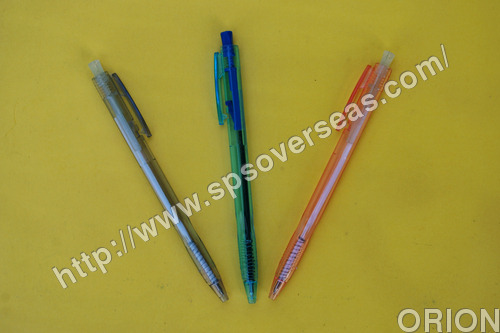 Lightweight Retractable Ball Pen