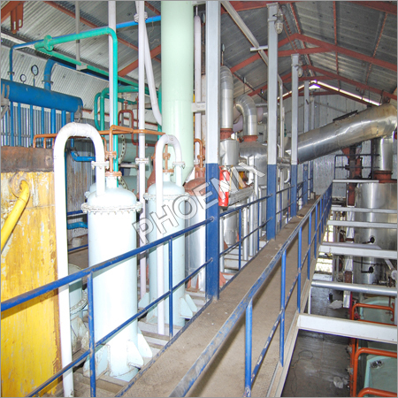 Solvent Extraction Plant (SP-19)