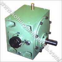 Ground Gear Box