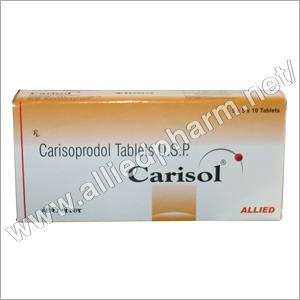 Carisoprodol Tablets