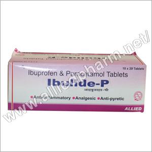 Ibuprofen & Paracetamol Tablets