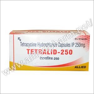 Tetracycline Hydrochloride Capsules