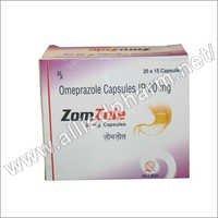 Omeprazole片剂