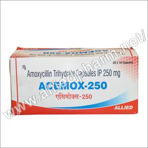 Amoxicillin Trihydrate Capsules