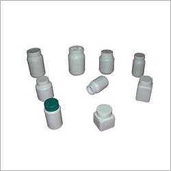 Plastic Pharmaceutical Tablet Bottle