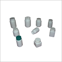 Plastic Pharmaceutical Tablet Bottle