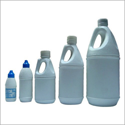 Side Handle Plastic Bottle