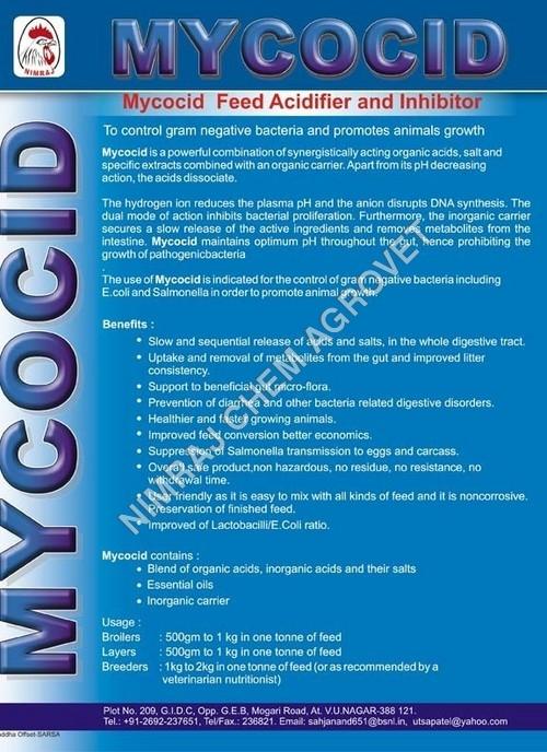 Animal Feed Acidifiers