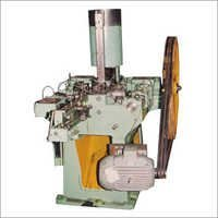 Automatic Umbrella Head Roofing Nail Making Machine