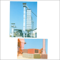 Drier Plant With Pre Heater