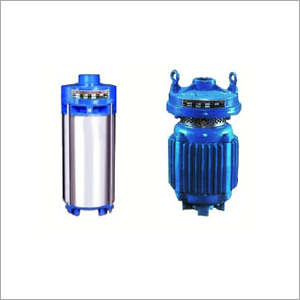 Monoblock Submersible Pumps