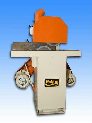 Double Head Circular Saw