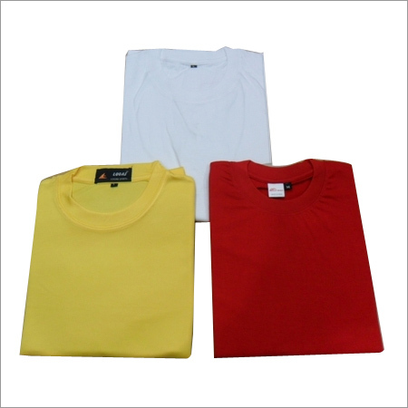 Round Neck Cotton T-Shirts