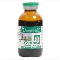 Vitamin B Complex Liver Crude Injection
