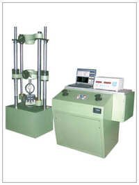 computerised universal testing machine