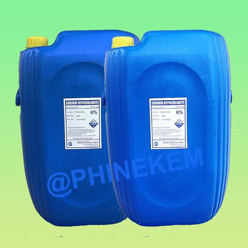Sodium Hypochlorite 6%
