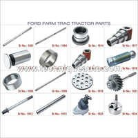 Ford Tractor Hydraulic Parts