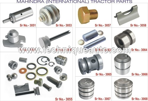 Mahindra  Tractor Hydraulic Parts