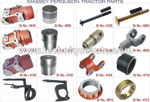 Massey F Tractor Spare Ferguson