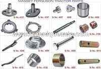 Massey Ferguson Tractors part