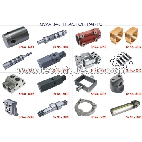 Swaraj Tractor Hydraulic Parts