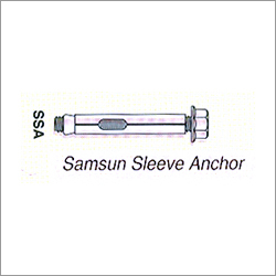 Sleeve Anchor Bolt