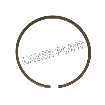 Piston Ring Laser Marking