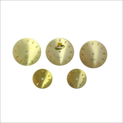 Golden Watch Dials