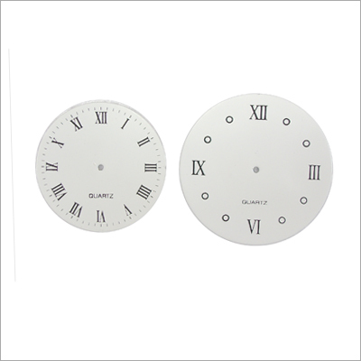 Quartz Watch Round Dial