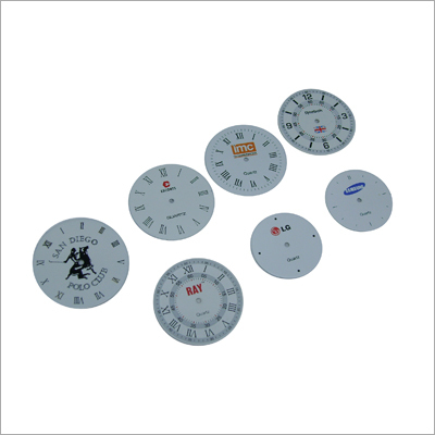 Design Wrist Watch Dial