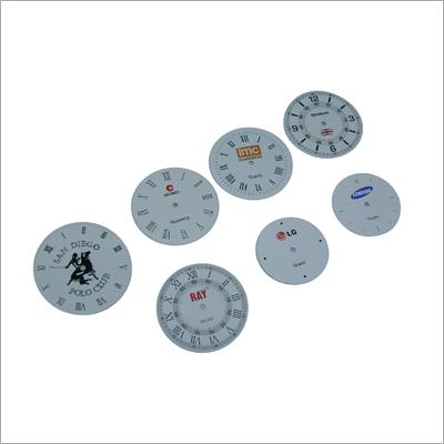 Design Wrist Watch Dial