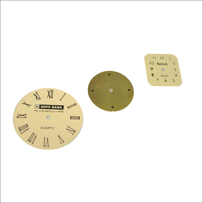 Men Square Watch Dial