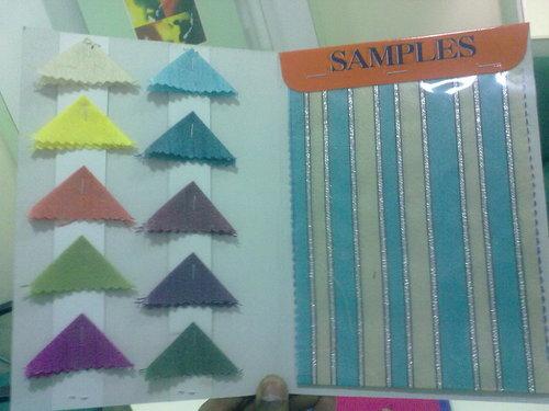 Multi Color Polyester Fabrics