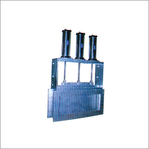 Heavy Duty Pneumatic Cut Off Gate