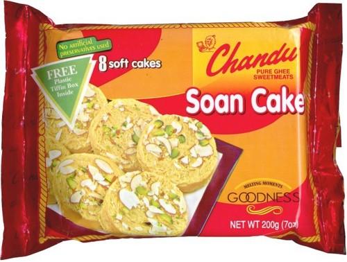 Soan Cake (Pure Ghee)