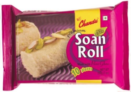 Soan Roll (Pure Ghee)