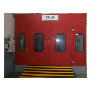 Paint Drying Booth