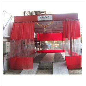 Automobile Paint Booth