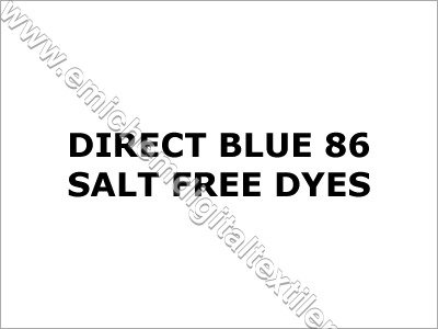 Direct Blue 86 Salt Free Dyes