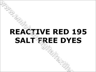 Salt Free  Inkjet Dyes