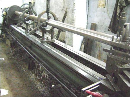 Hydraulic Cylinder Machining