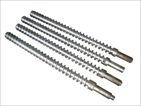 Hard Chrome Plating on Extruider machinery parts