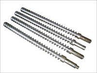Extruider machinery parts Hard Chrome Plating