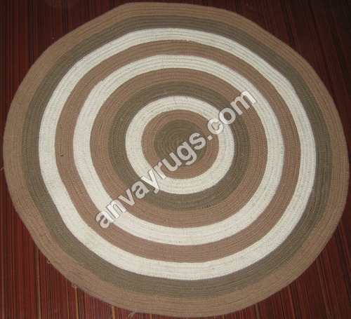 Cotton Braided Rug