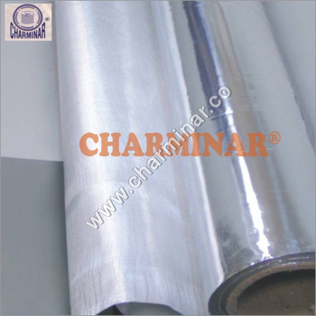 Aluminum Foil Fiber Glass Cloth