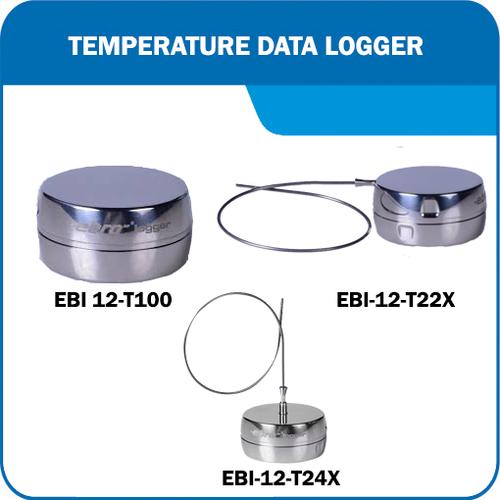 Temperature Data Logger EBI-12